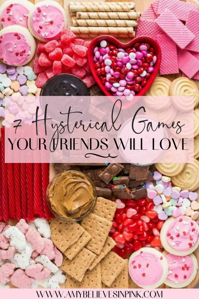 My Top 7 Game Recommendations, Best indoor games to play with a group of friends