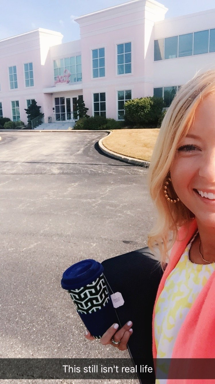 Lilly Pulitzer dream job and internship