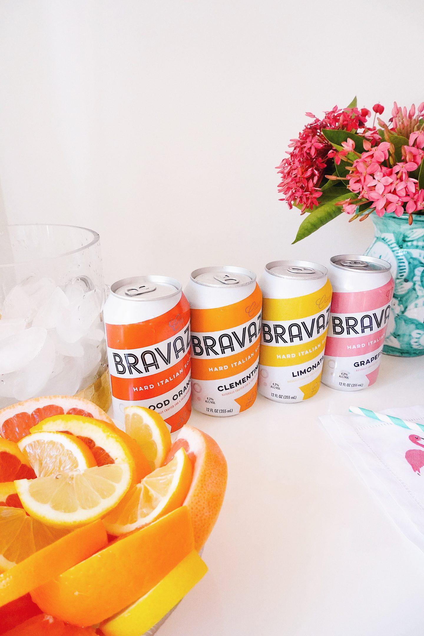 Bravazzi Hard Italian Soda
