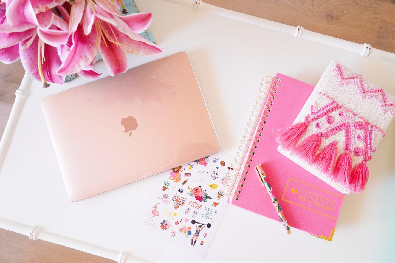 Blogging full time job update