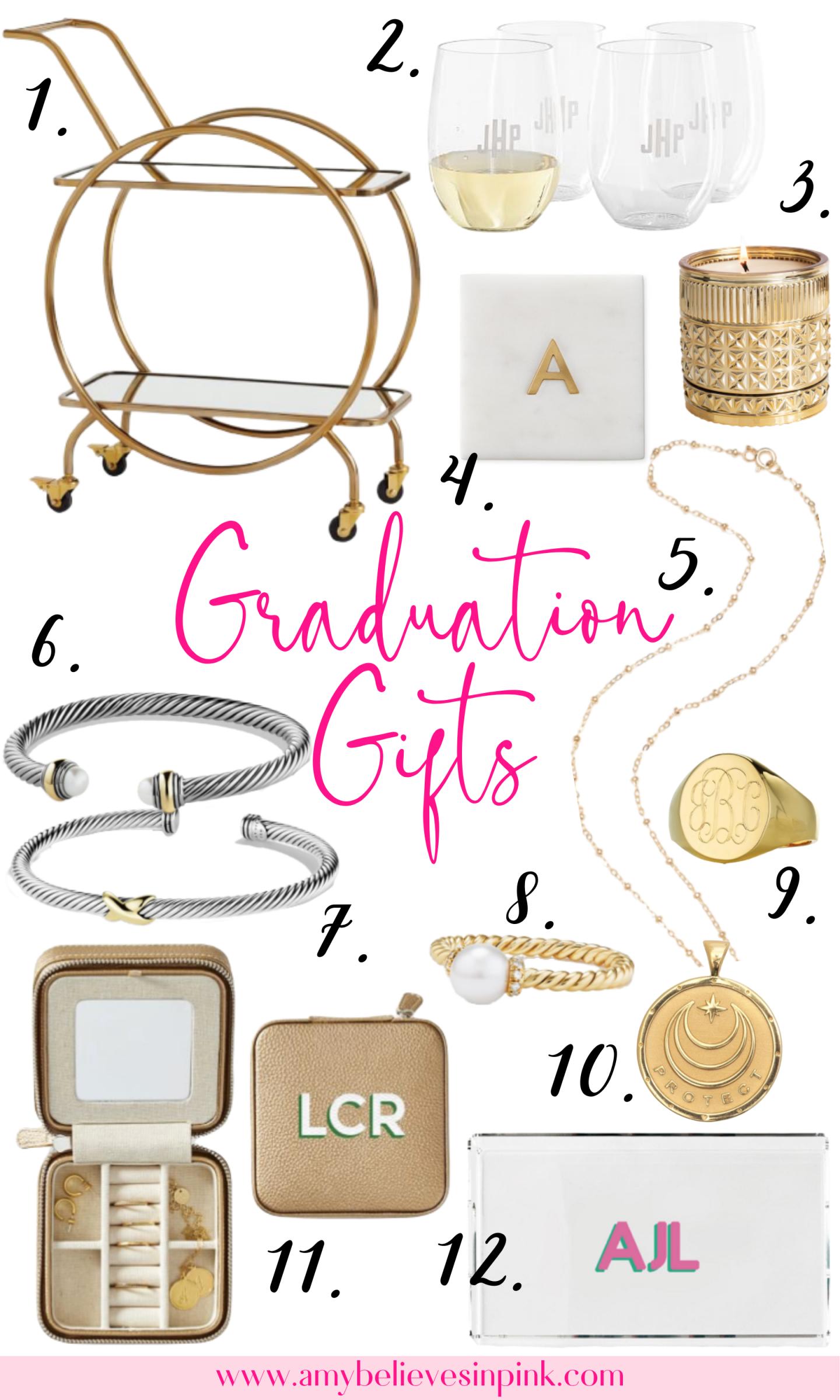 Graduation gift ideas for girls