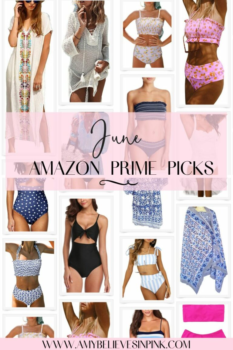 Best Amazon Prime swimsuits and cover ups