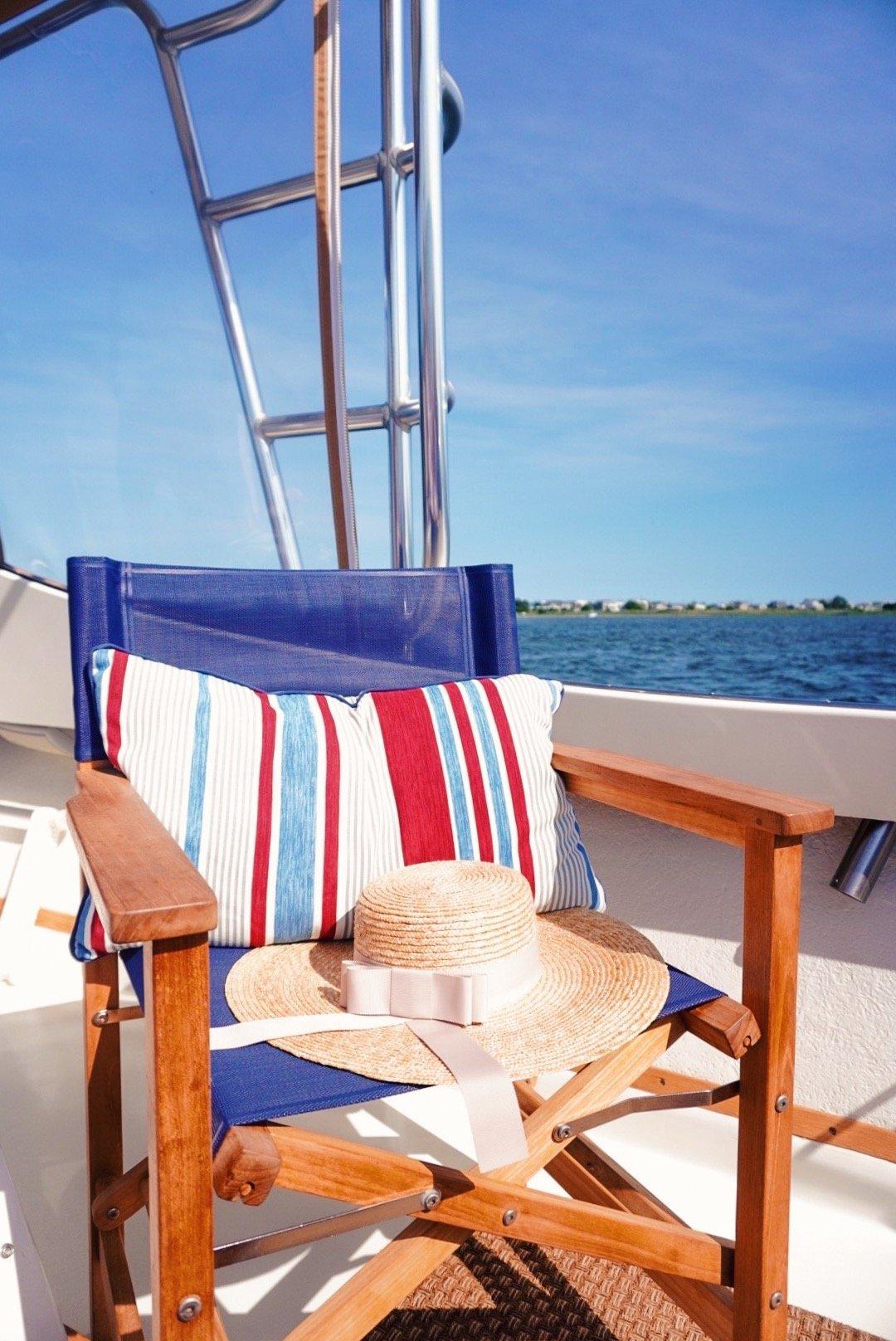 LBI Luxury Charters M/V Relentless