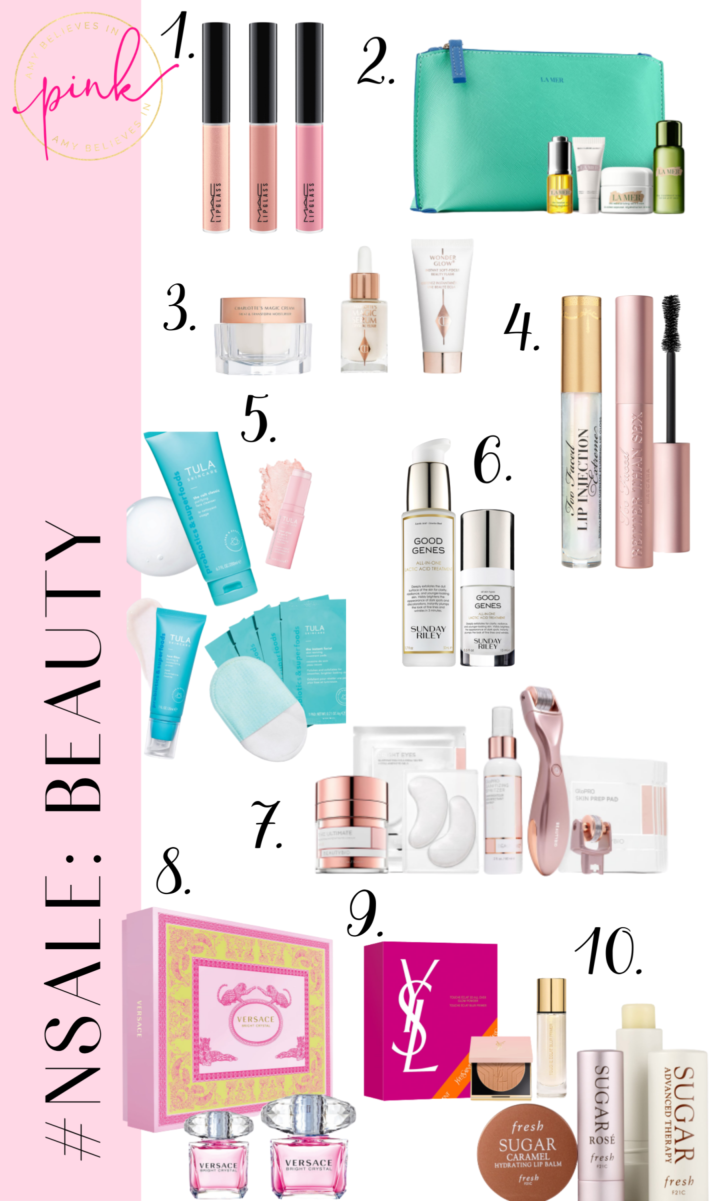 Nordstrom Anniversary Sale 2020 beauty picks