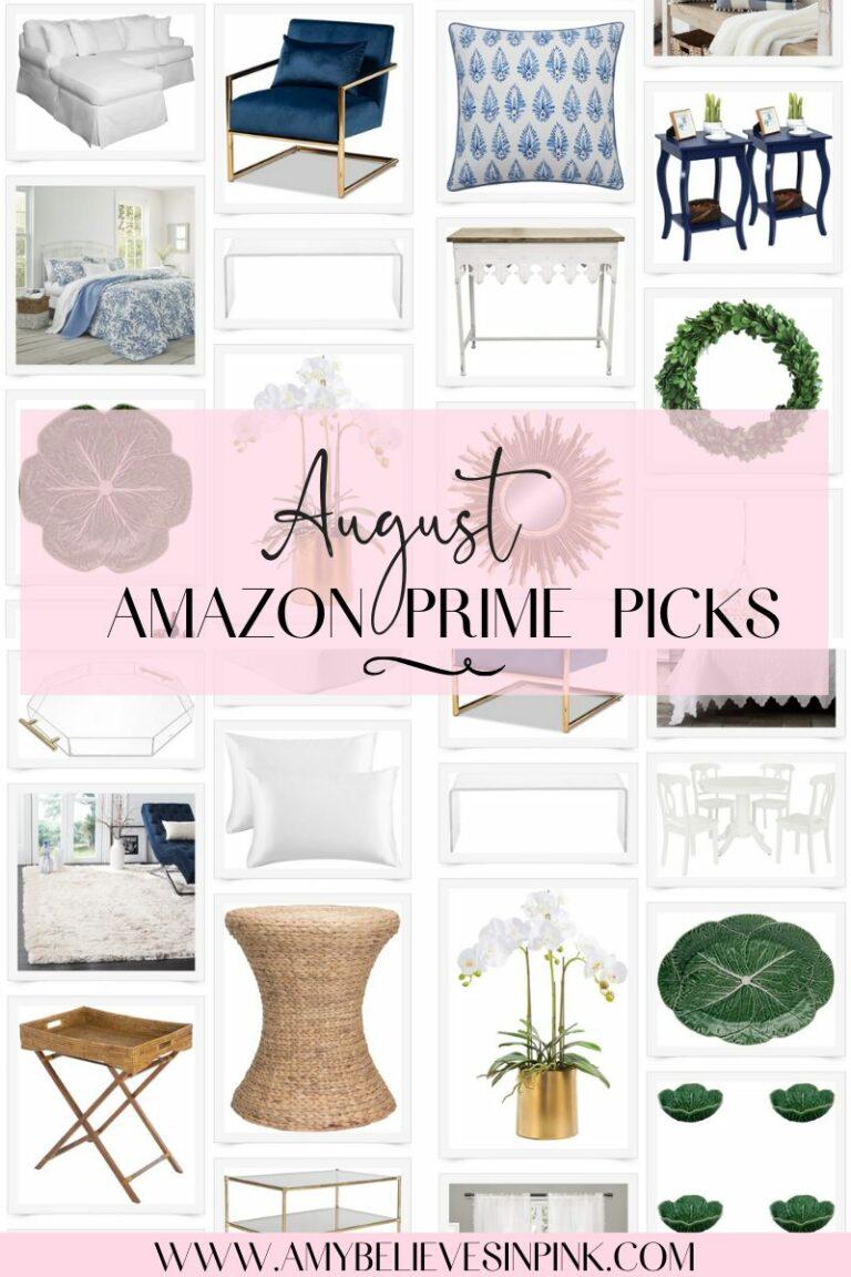 Amazon decor and home furniture