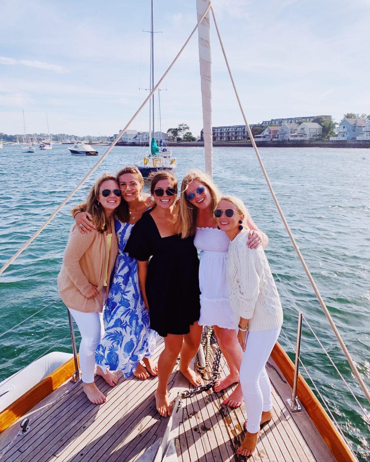Newport, RI girls trip travel guide