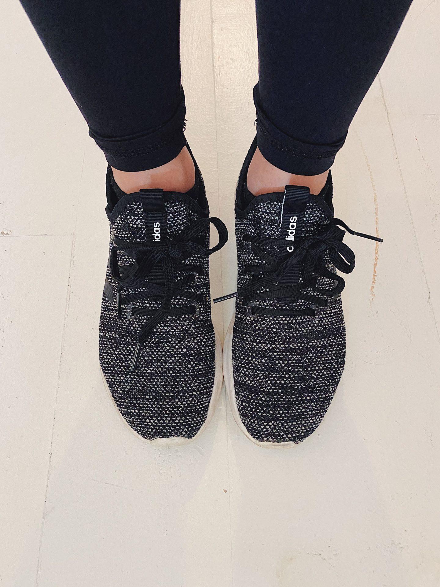 Adidas Cloudfoam Running Sneaker Amazon