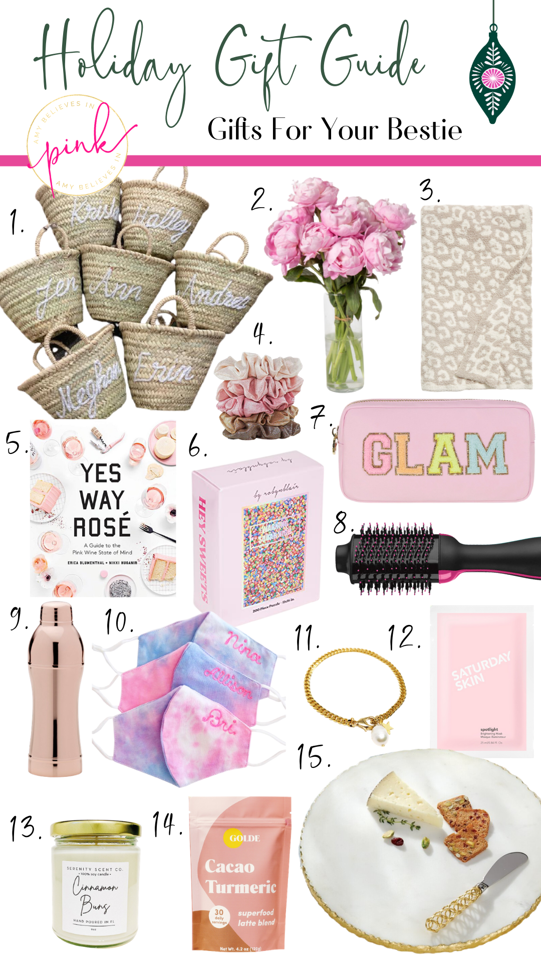 Holiday Gift Guide 2020 for Your Best Friend