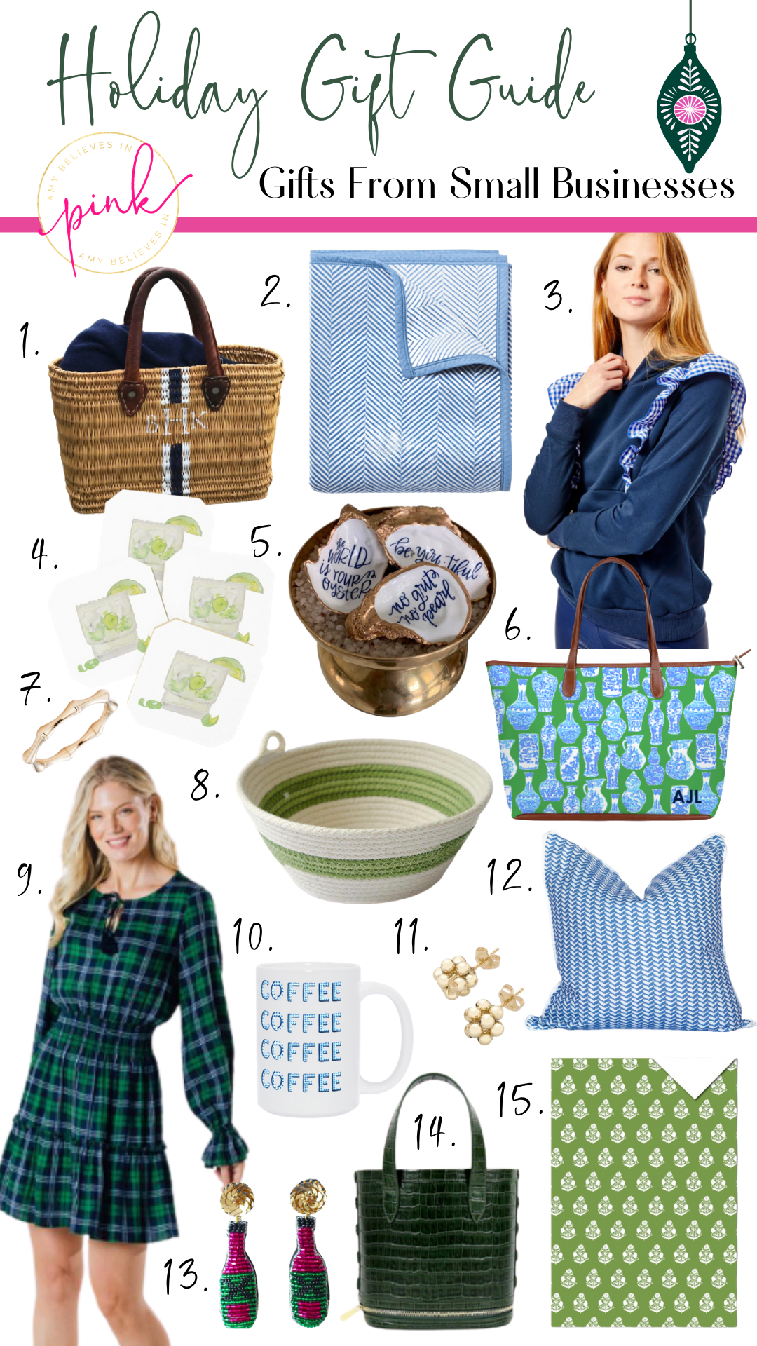 Holiday Gift Guide Small Businesses