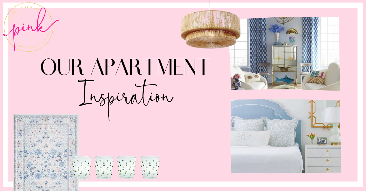 NYC apartment inspiration board