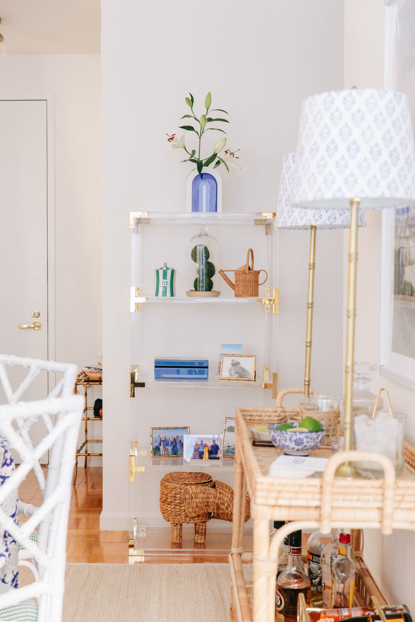 Apartment Dining Area Tour with Fete Home