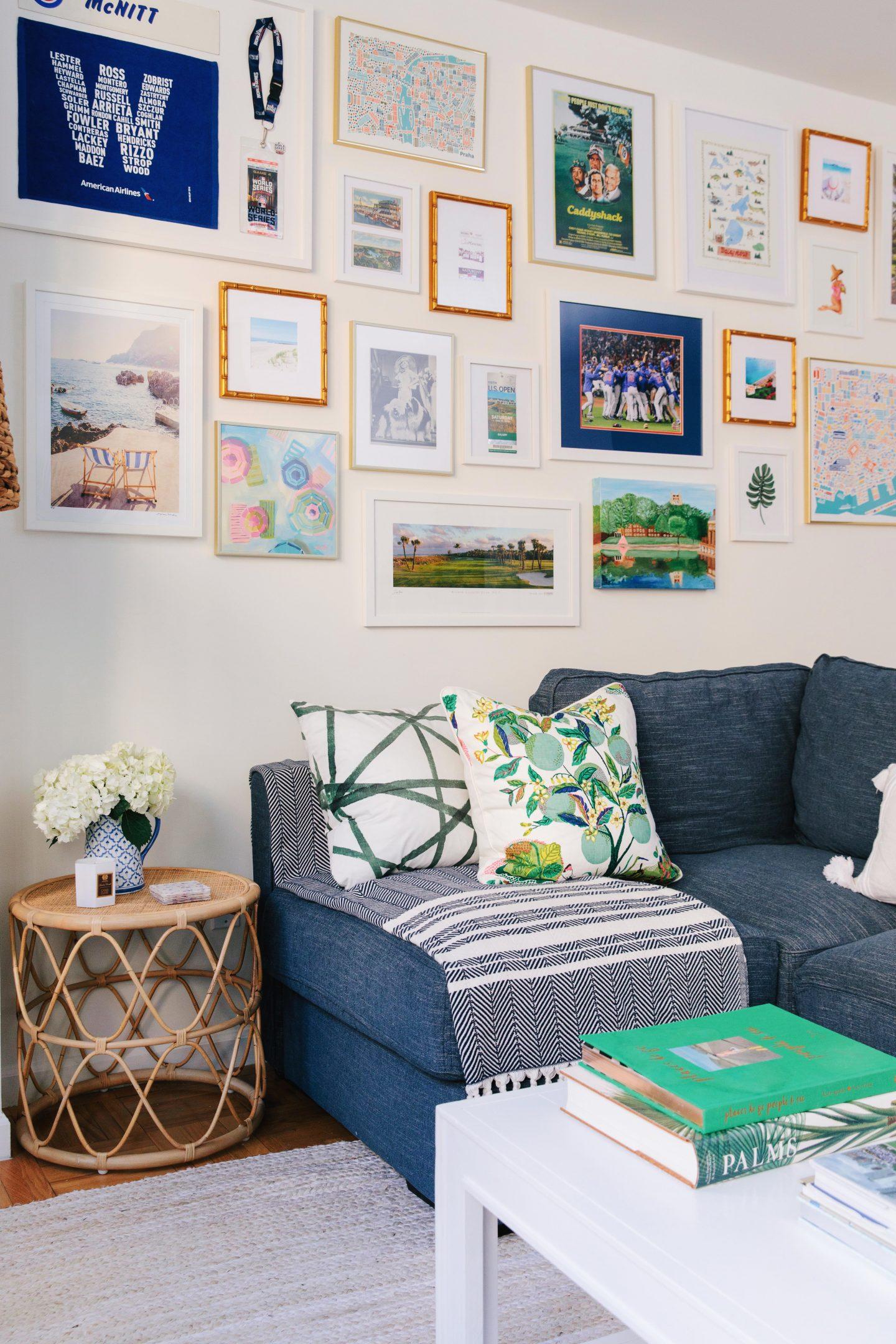 Living Room Tour Apt2B with Lovesac and Apt2B