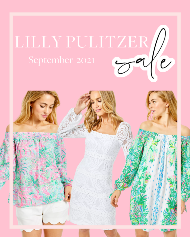 Lilly Pulitzer Sale 2021