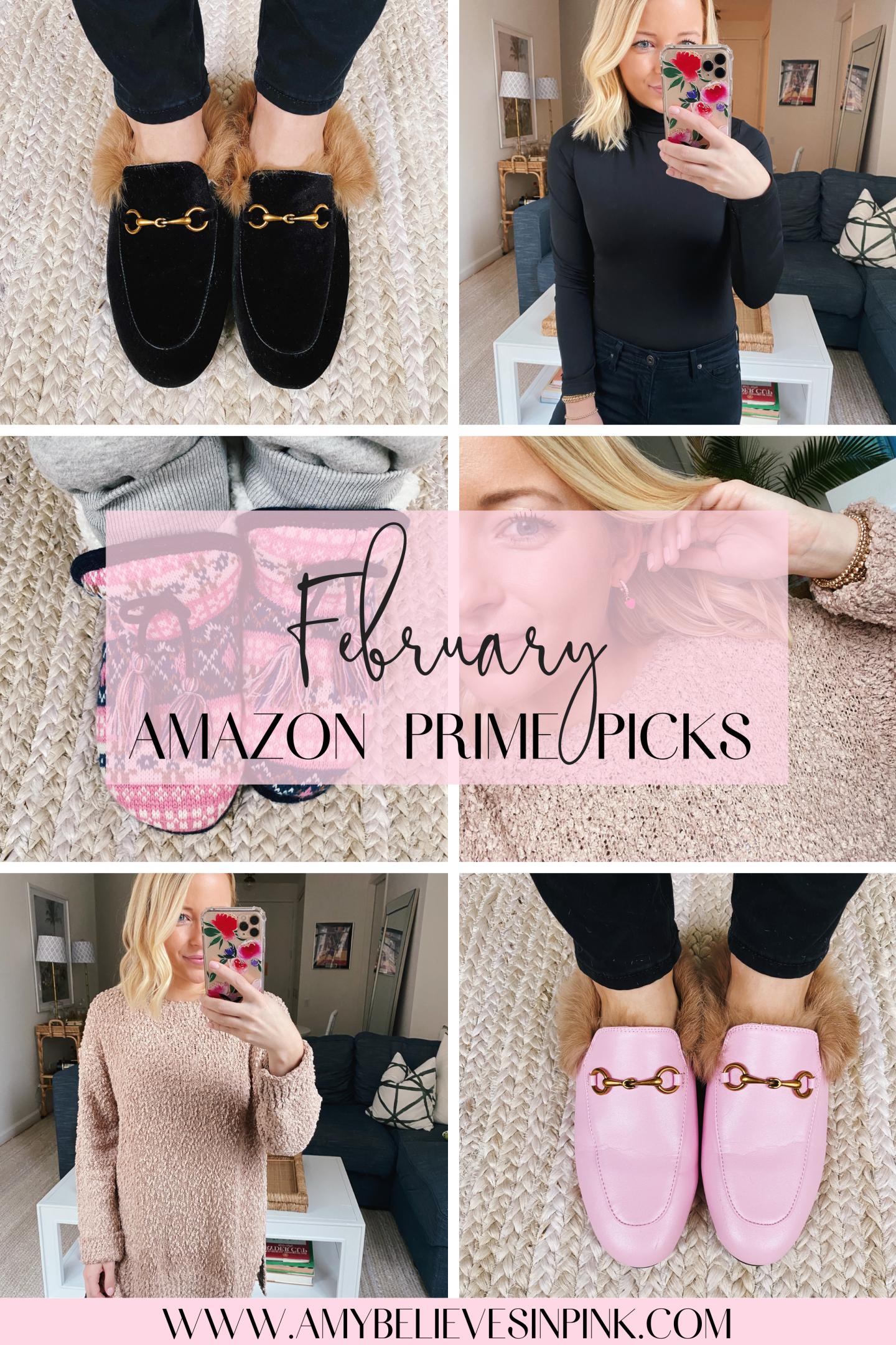 February Amazon Fashion Picks