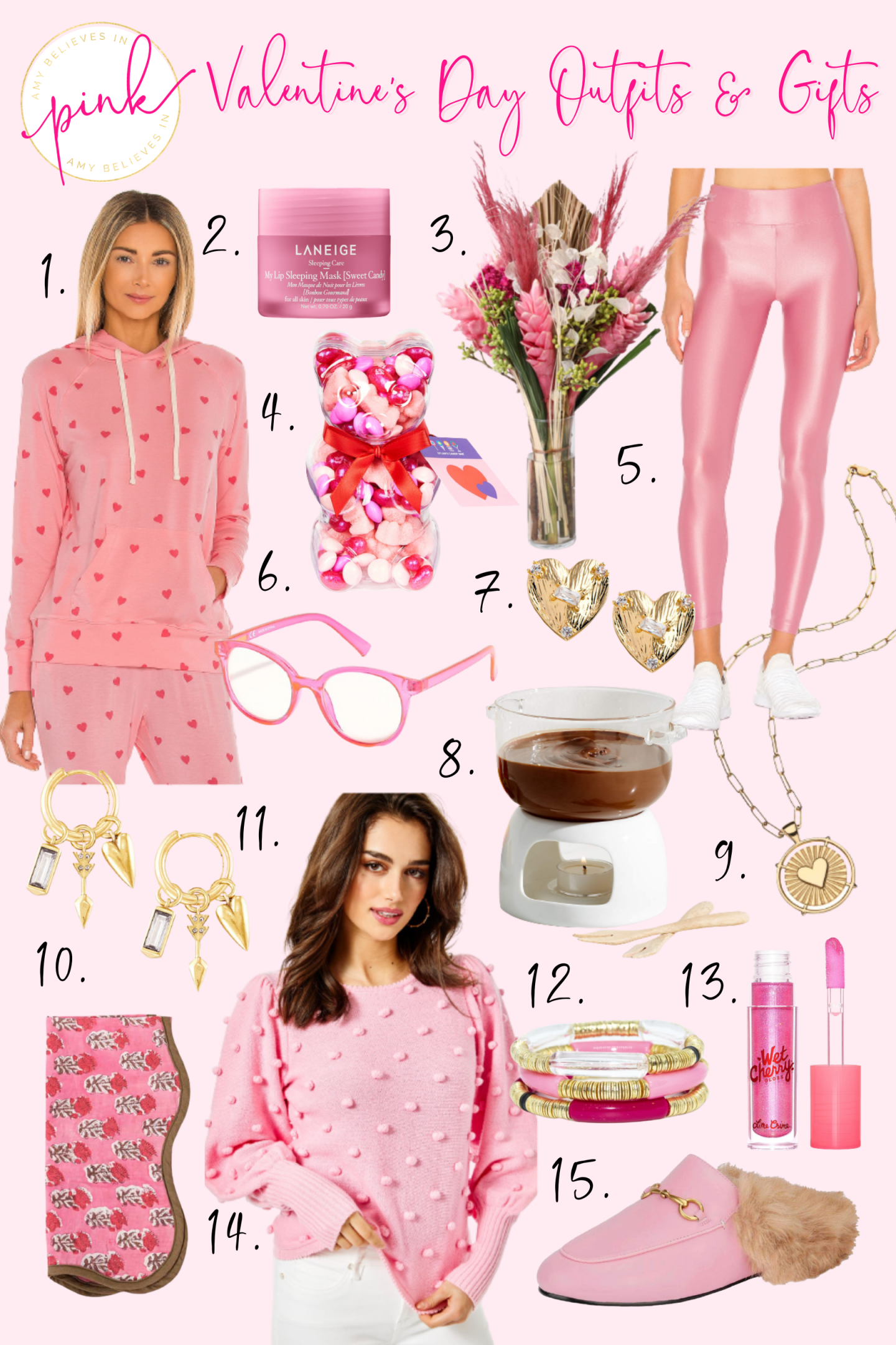 Valentine's Day 2021 Outfit & Gift Ideas