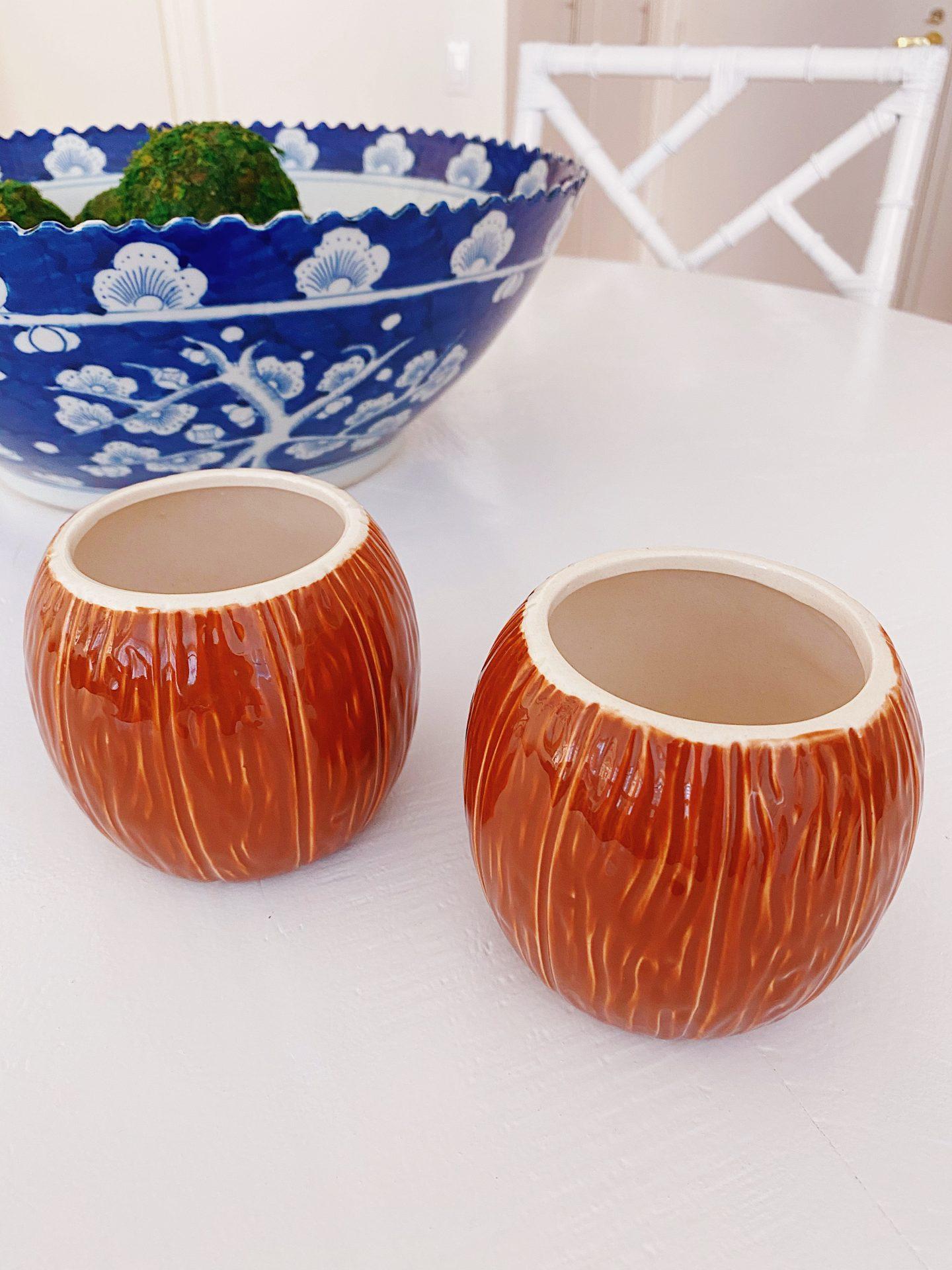 Amazon coconut ceramic mugs