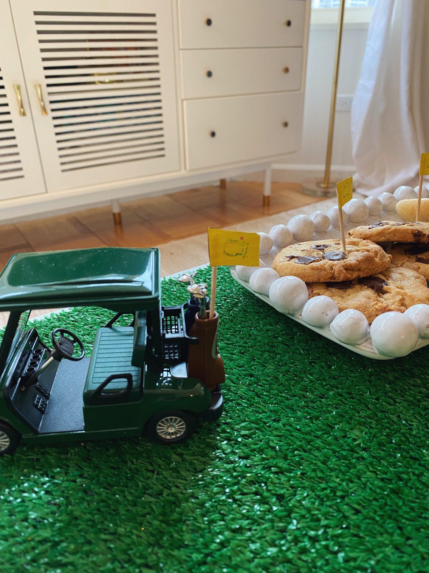 Amazon golf party decorations