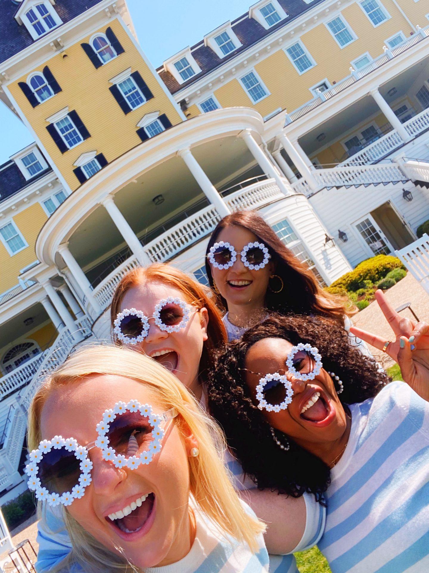 Amazon daisy sunglasses
