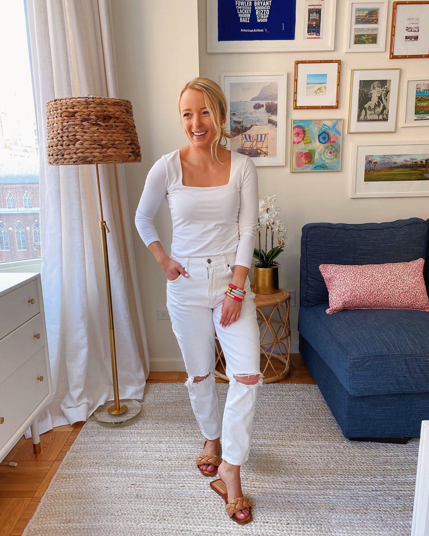 5 Petite Friendly Trendy Jeans Under $100