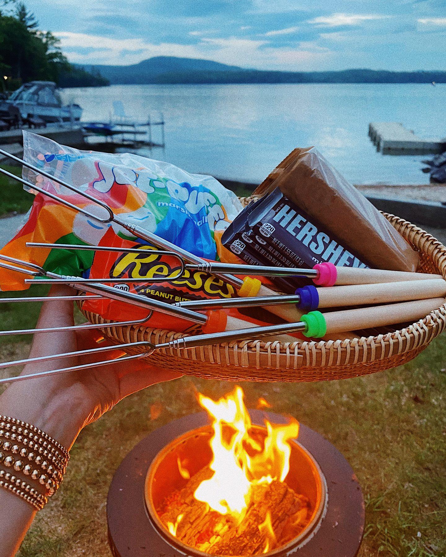 Amazon marshmallow roasting sticks