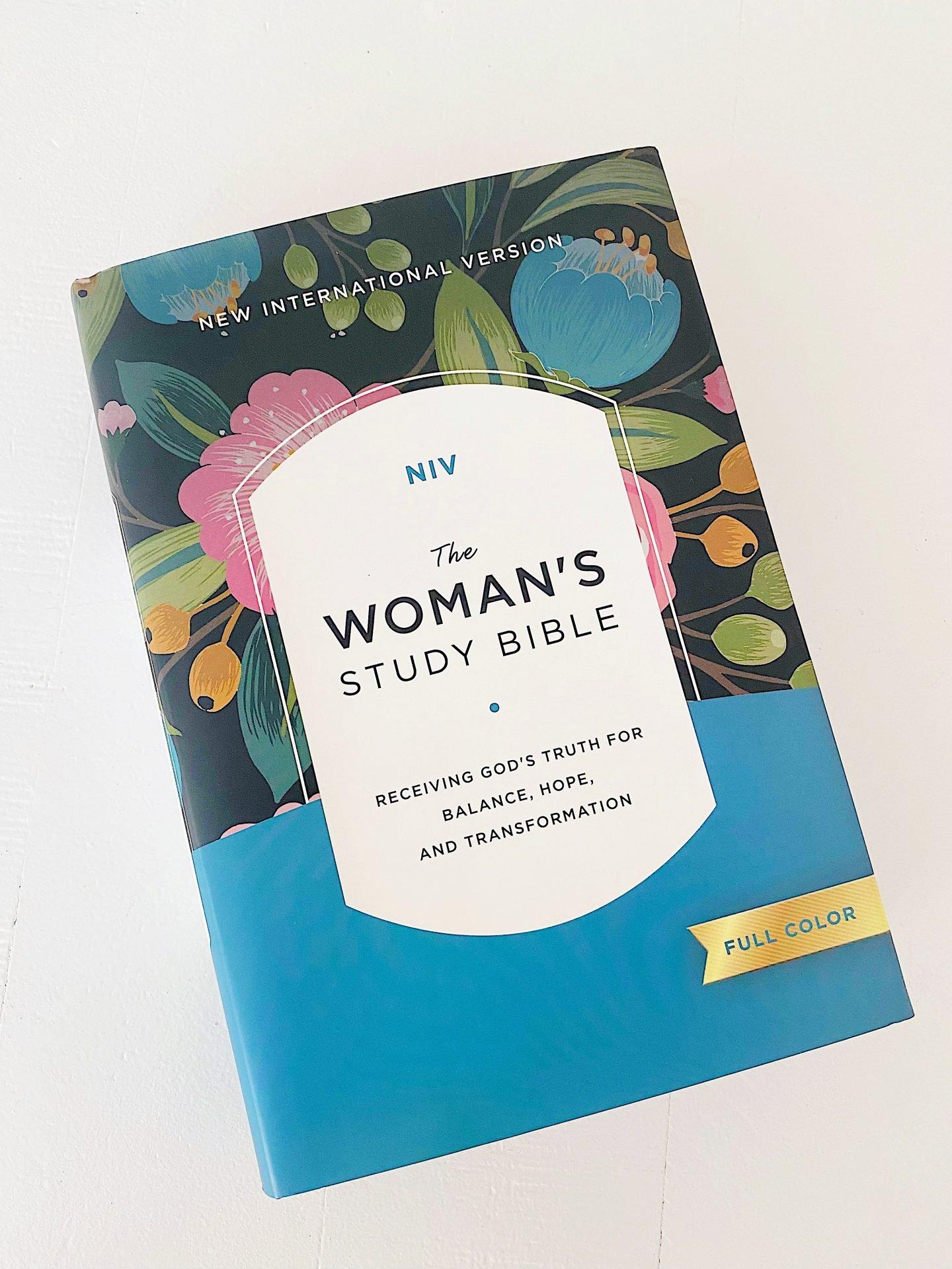 Amazon The Women's Study Bible