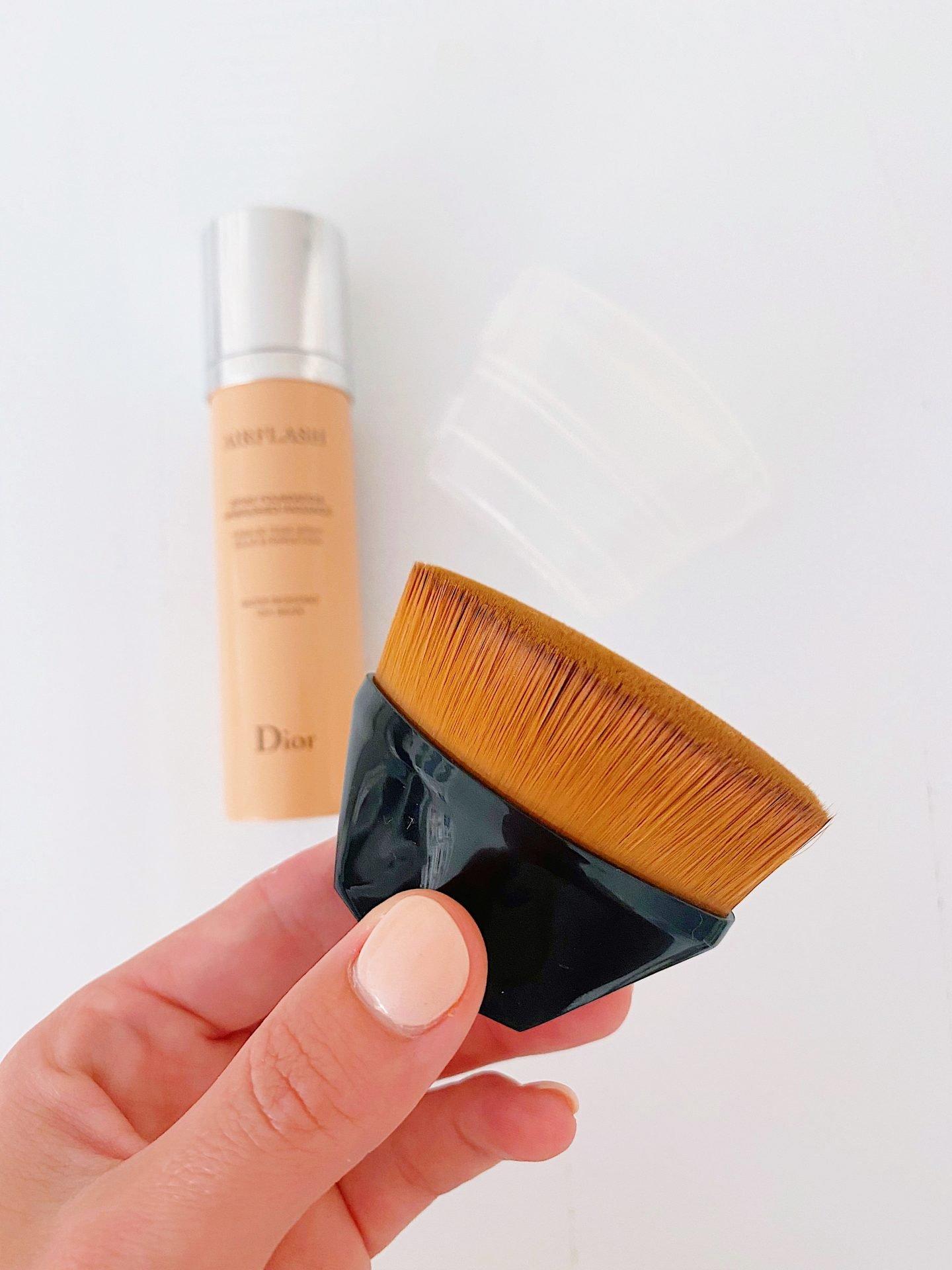 Amazon flat foundation brush