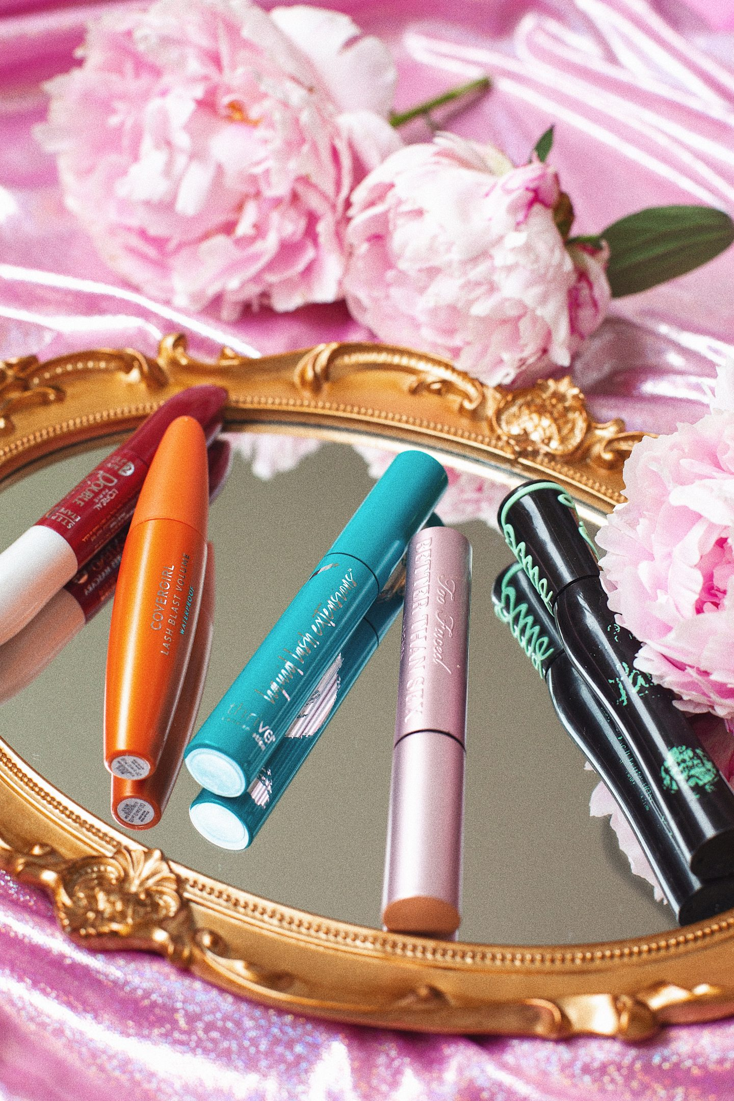 Top 5 Mascara Recommendations