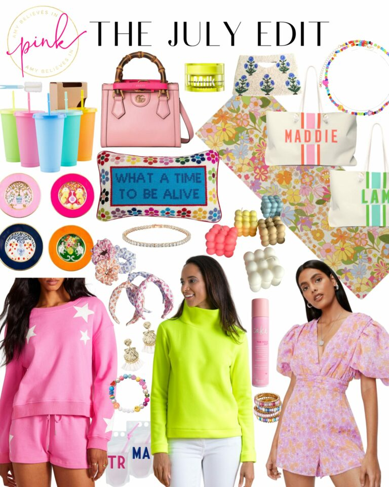 The July Trend Edit