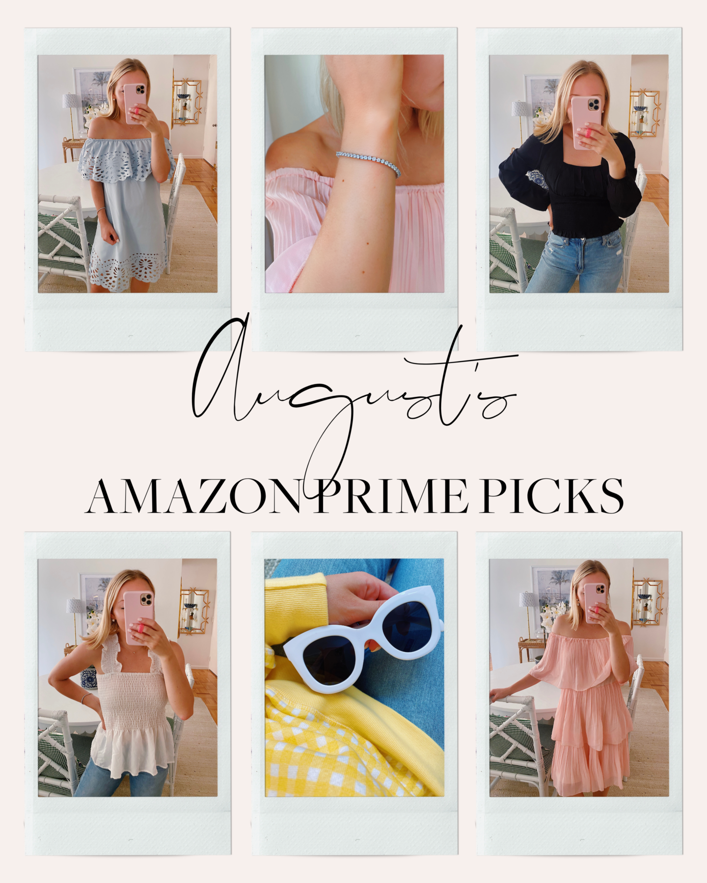 August Amazon Fashion Picks