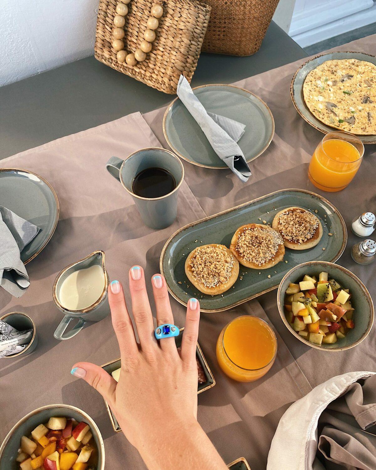 Amazon Acrylic Ring Set