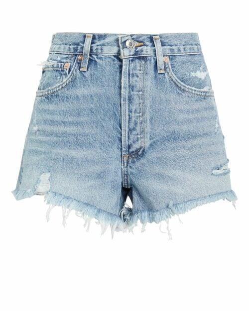 Agolde Parker Cutoff Jean Shorts