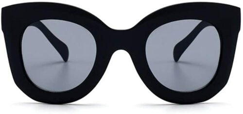 Butterfly Matte Black Sunglasses