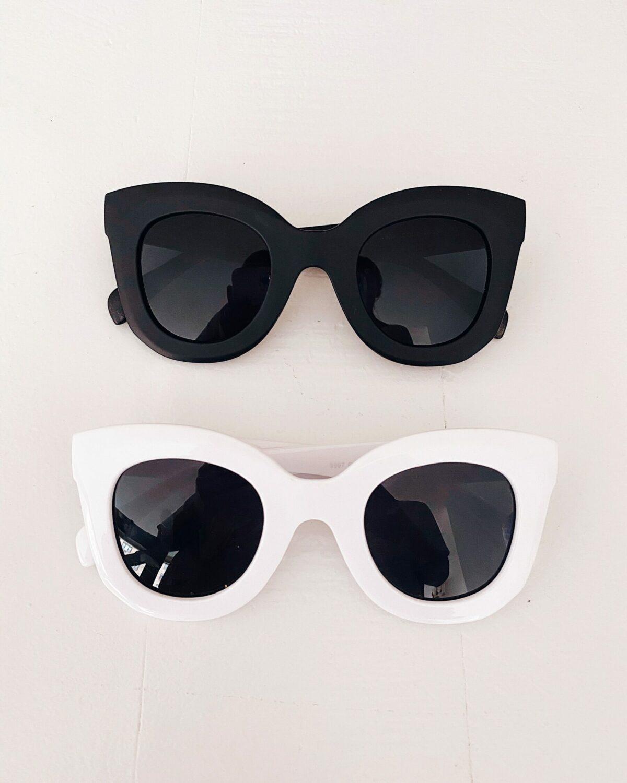 Amazon Butterfly Semi Cat Eye Sunglasses