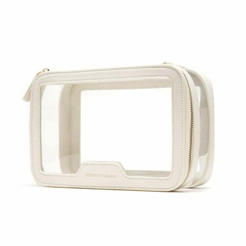 Clear Travel Makeup Case