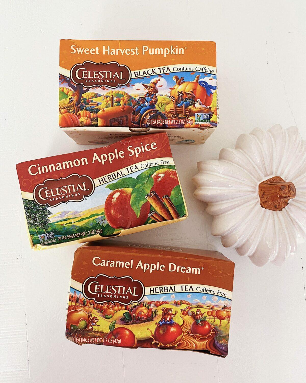 Amazon Fall Tea Variety Pack