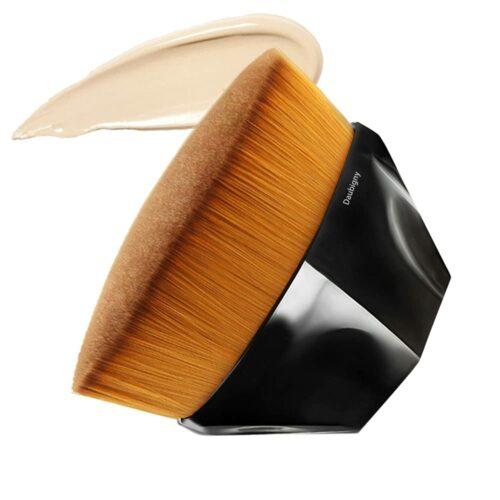 Kabuki Foundation Makeup Flat Brush