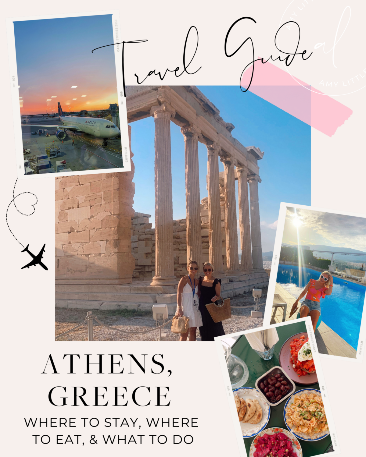 Travel Guide for Athens, Greece