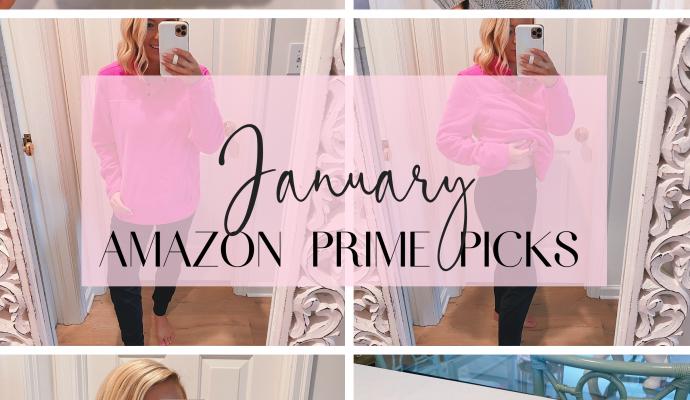 January Amazon Prime Picks