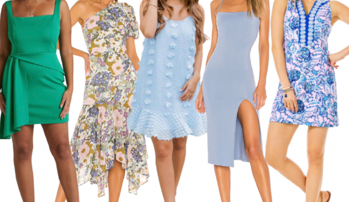 25 Wedding Guest Dresses Under $150